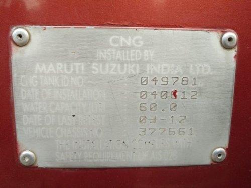 2012 Maruti Suzuki Zen Estilo for sale