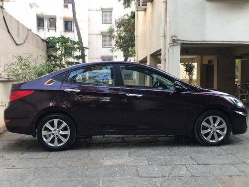 Used Hyundai Verna CRDi SX 2012 for sale
