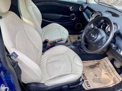 Used Mini Cooper car at low price