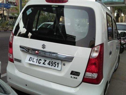 Used Maruti Suzuki Wagon R 2016 car at low price