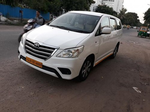 Toyota Innova 2.5 GX (Diesel) 8 Seater 2013 for sale