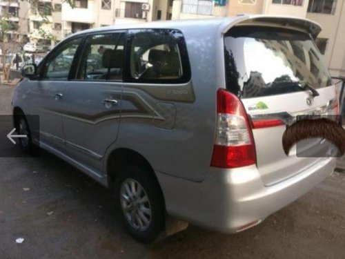 Used Toyota Innova 2.5 Z Diesel 7 Seater 2014 for sale