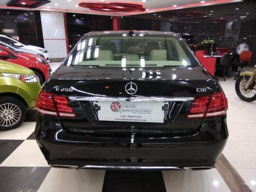 2015 Mercedes Benz E Class for sale at low price