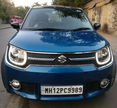 Used 2017 Maruti Suzuki Ignis for sale