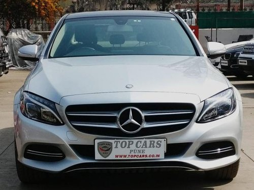 Used Mercedes Benz C Class C 220 CDI Avantgarde 2015 for sale
