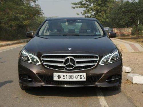 Mercedes-Benz E-Class E250 CDI Avantgrade 2014 for sale