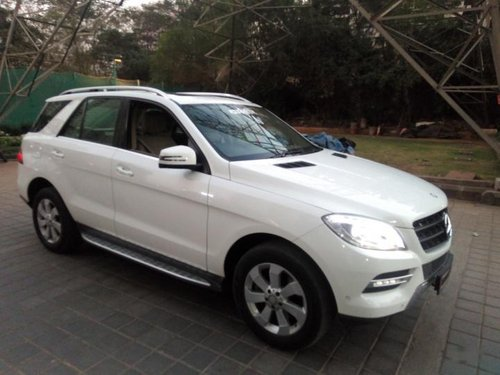 Used Mercedes Benz M Class car at low price