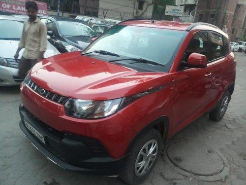 2017 Mahindra KUV100 for sale