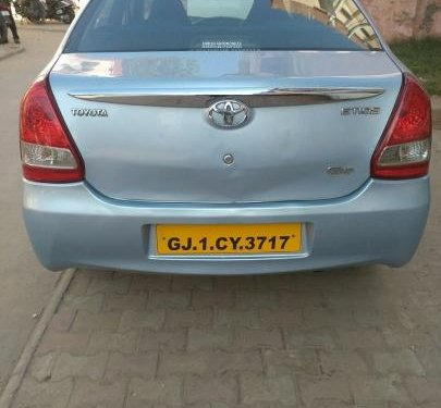 Toyota Platinum Etios 2012 for sale