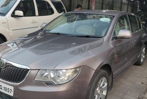 Used Skoda Superb 2009-2014 car 2010 for sale at low price