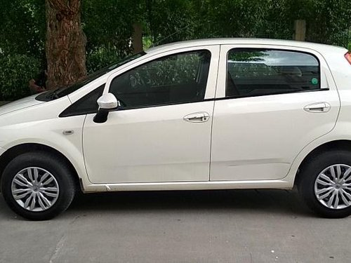 Used 2012 Fiat Punto car at low price
