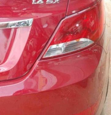 Hyundai Verna 1.6 VTVT SX Option 2016 for sale