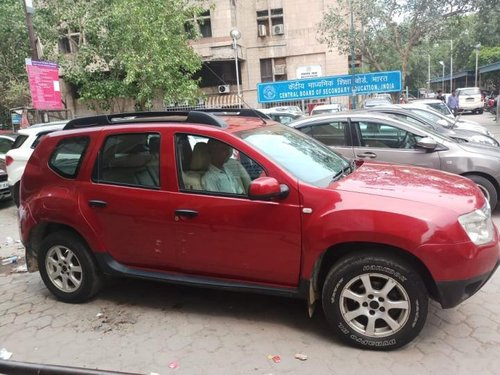 Used Renault Duster 85PS Diesel RxL Option 2012 for sale