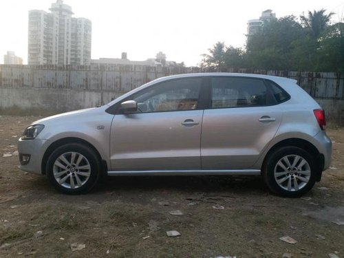 Volkswagen Polo Petrol Highline 1.2L by owner