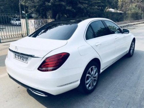 Used Mercedes Benz C Class 2016 for sale