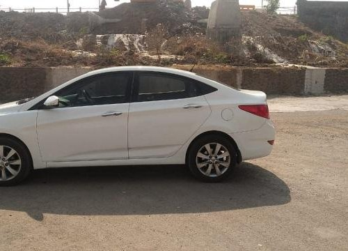 Used 2013 Hyundai Verna car at low price