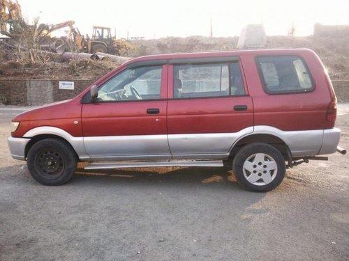 Used Chevrolet Tavera Base 10 Str BS IV 2009 for sale