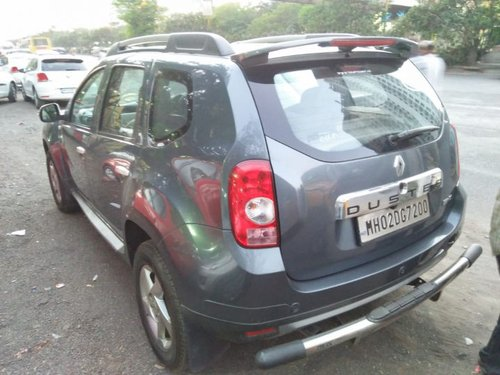 Renault Duster 110PS Diesel RxZ 2013 for sale