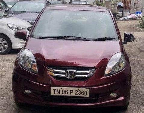 Honda Amaze VX i-Vtech 2015 for sale