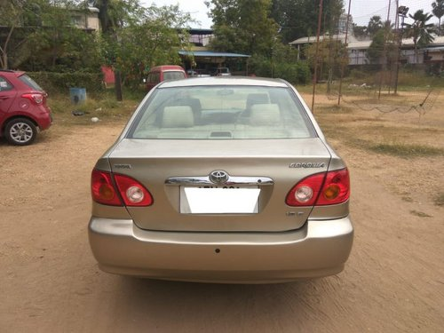 Used Toyota Corolla car 2004 for sale at low price