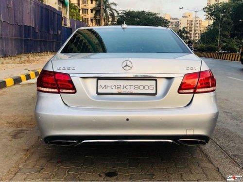 Mercedes-Benz E-Class E250 CDI Classic 2013 for sale