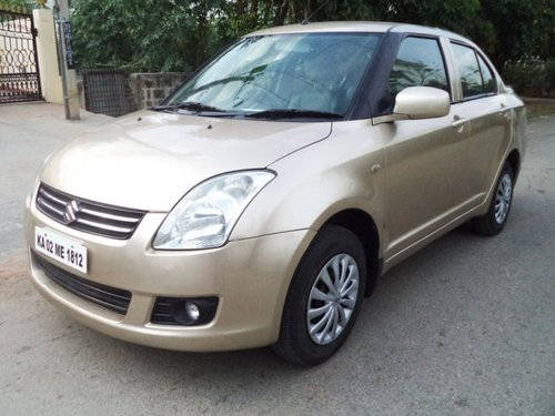 2010 Maruti Suzuki Dzire for sale