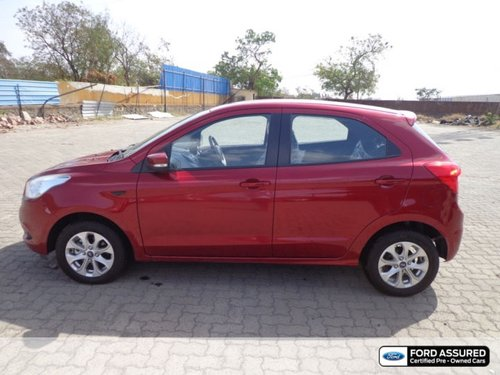 Ford Figo 1.5P Titanium AT 2018 for sale
