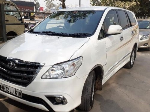 Used Toyota Innova 2.5 ZX Diesel 7 Seater 2014 for sale