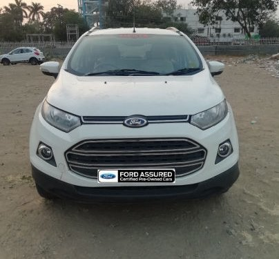 Used Ford EcoSport 1.5 DV5 MT Titanium 2013 for sale