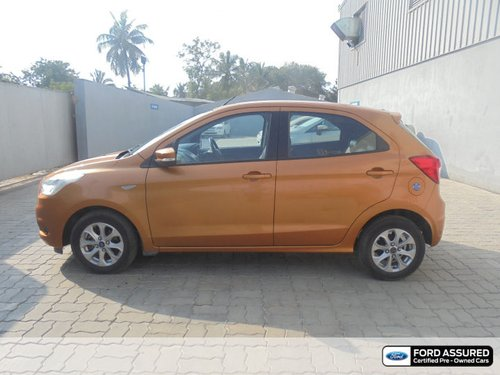 Used 2016 Ford Figo for sale-9