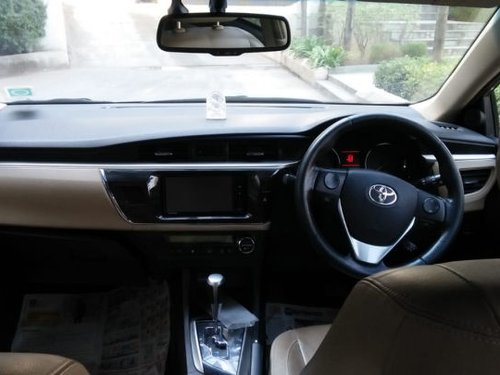 Used Toyota Corolla Altis VL AT 2015 for sale