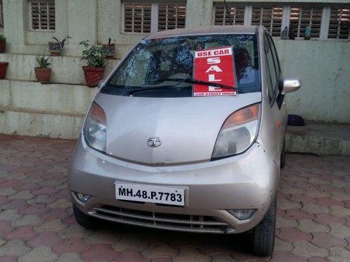 Used Tata Nano 2013 car at low price