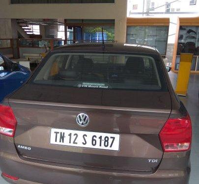 Volkswagen Ameo 1.5 TDI Highline 2016 for sale