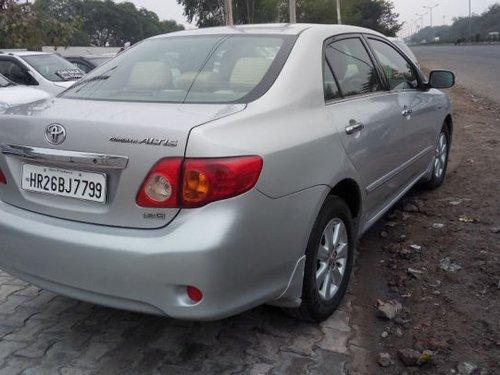 Toyota Corolla Altis G 2011 for sale