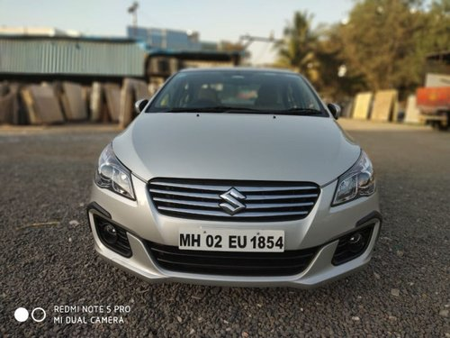 Used Maruti Suzuki Ciaz 2018 car at low price