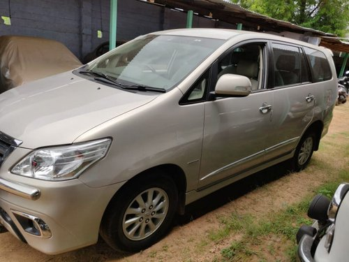Toyota Innova 2.5 V Diesel 7-seater 2014 for sale-6