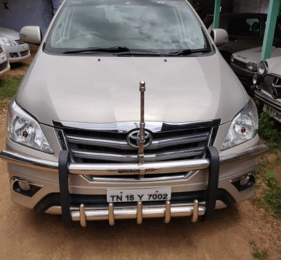 Toyota Innova 2.5 V Diesel 7-seater 2014 for sale-0