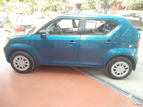 Used Maruti Suzuki Ignis car 2017 for sale at low price