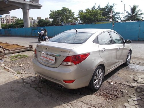 Hyundai Verna 1.6 SX CRDi (O) 2013 for sale