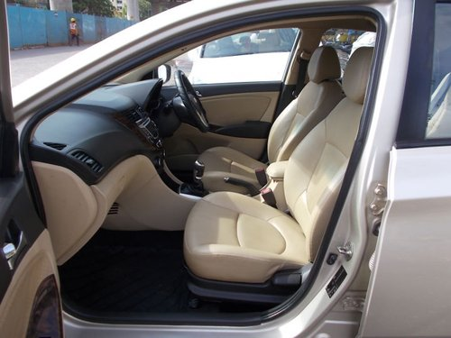 Hyundai Verna 1.6 SX CRDi (O) 2013 for sale-5