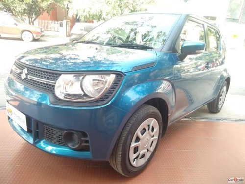Used Maruti Suzuki Ignis car 2017 for sale at low price-1