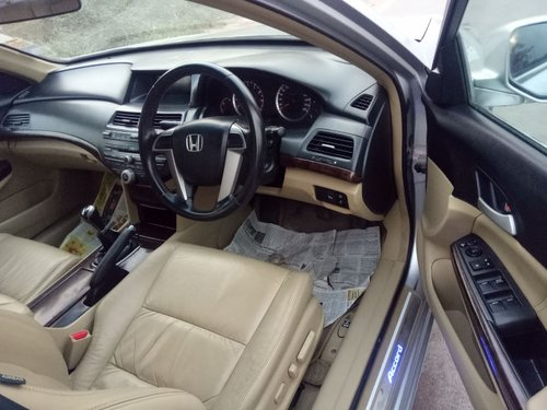 Honda Accord 2.4 Elegance M/T 2009 for sale