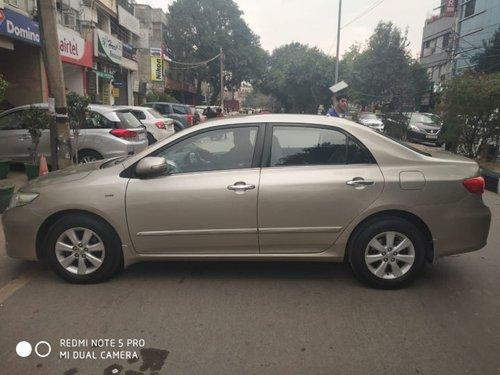 Toyota Corolla Altis 2012 for sale