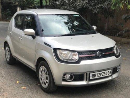 2018 Maruti Suzuki Ignis for sale at low price