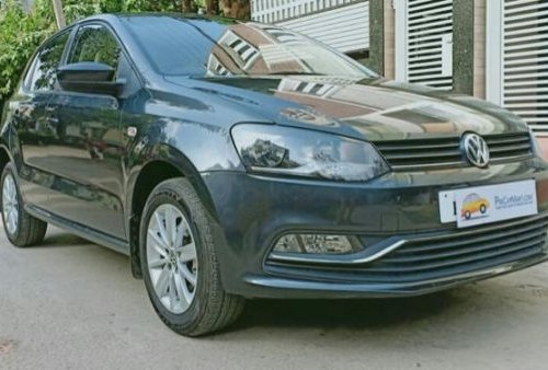 Used Volkswagen Polo 1.2 MPI Highline 2016 for sale-1