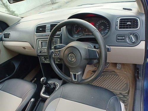 Volkswagen Polo Diesel Highline 1.2L 2014 for sale