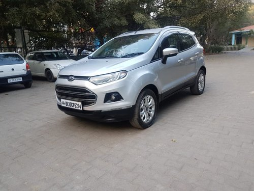Used Ford EcoSport 1.5 DV5 MT Titanium Optional 2014 for sale