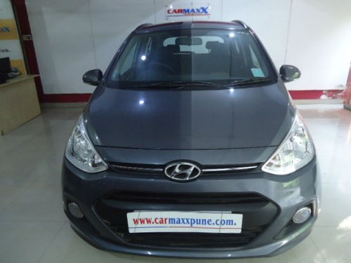 Hyundai Grand i10 Asta Option AT 2017 for sale-0