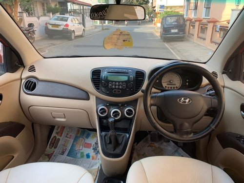 Used Hyundai i10 car 2009 for sale at low price-7