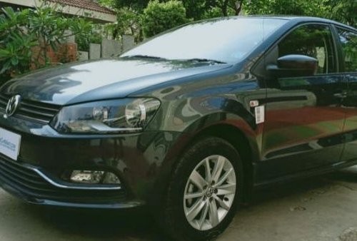 Used Volkswagen Polo 1.2 MPI Highline 2016 for sale-2